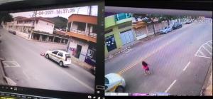 O atropelamento aconteceu em Mantenópolis, no Noroeste do Espírito Santo. O caso repercutiu nas redes sociais nos últimos dias