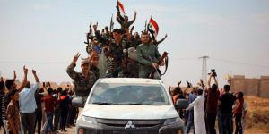 Assad Widens Grip in Syria After U.S. Pullback, Pact With Kurds