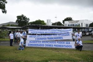 Eric Barcelos Rangel, de 56 anos desapareceu no mar, no dia 1°, após rebocador afundar no litoral de Guarapari; sindicato afirma que combinação de jornadas prolongadas e número reduzido de tripulantes abre espaço para acidentes