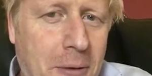 U.K. Prime Minister Boris Johnson Hospitalized for Coronavirus Tests