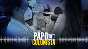 Os colunistas de A Gazeta receberam o prefeito de Viana, Wanderson Bueno, no Papo de Colunista, para falar sobre a experiência de vacinar toda a população da cidade