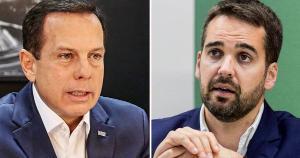 Governadores de São Paulo e do Rio Grande do Sul brigam pelo posto de candidato presidencial do partido nas eleições de 2022; os políticos ficaram de se reencontrar em breve