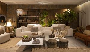 Arte, fotografia e designs modernos são os destaques dessa temporada no universo da decoração de ambientes internos