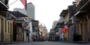 New Orleans Area Has Worst Coronavirus Death Rate in U.S.