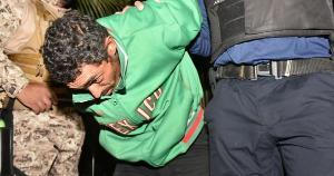 Fernando de Oliveira, de 33 anos, possui várias passagens pela polícia e estava com mandado de prisão por roubo em aberto desde maio deste ano
