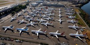Boeing Falls to Full-Year Loss