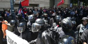 Portland Considers Antimask Law Aimed at Antifa Violence