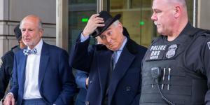 Roger Stone, Longtime Trump Political Adviser, Is Set to Be Sentenced