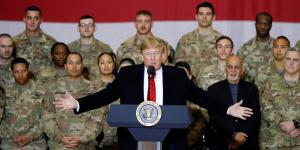Trump Administration Considers 14,000 More Troops for Mideast