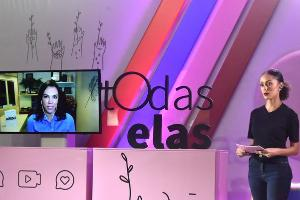 Durante a primeira live do projeto Todas Elas, a jornalista – que é autora do livro 'Abuso - A cultura do estupro no Brasil' explicou que a violência contra a mulher vem da construção social em que o machismo reverbera sobre as relações entre os indivíduos