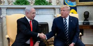 Trump Hosts Israeli Political Rivals to Discuss a Possible Peace Plan