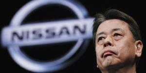 Nissan-Renault's Coronavirus Conundrum: How to Plan When 'We're Not Selling Anything'