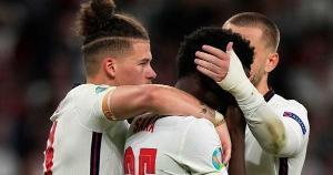 Jogadores negros da seleção inglesa sofreram com a discriminação racial de sua própria torcida após a final da Eurocopa