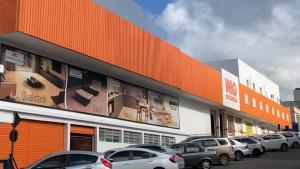Wig Construção e Acabamentos, localizada no coração da cidade de Linhares, conta com estacionamento próprio