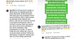 Vídeo sobre as condições de uma Unidade Básica da Capital motivou a troca de farpas entre o deputado e o parente do prefeito de Vitória