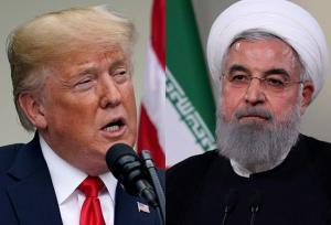 Uma conta ligada ao líder supremo do Irã, Ali Khamenei, trazia a imagem de um jogador de golfe semelhante ao ex-presidente dos EUA sendo alvejado por um drone.