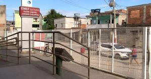 Funcionários da Escola Municipal de Ensino Fundamental Padre Gabriel, em Jardim Carapina, relataram à polícia que os arrombamentos ocorreram na sexta-feira (18) e no sábado (19)