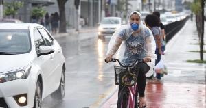 Segundo o Inmet, o estado de atenção no Espírito Santo teve início às 11h desta sexta (11) e será encerrado às 11h de sábado (12). As chuvas são acompanhadas de ventos intensos