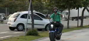 Importadores e revendedores afirmam que ciclomotores não possuem estrutura para trafegar entre carros e ônibus; grupo pretende criar associação para debater regras