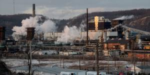 U.S. Steel, the Company That Built America, Faces Its Age