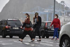 Nível é de atenção devido às condições favoráveis para pancadas de chuva nas regiões Sul, Serrana e Grande Vitória. Aviso é válido de domingo (10) a quarta-feira (13)