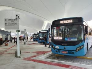 39 itinerários começam a funcionar a partir da próxima segunda-feira (25); principal novidade se dá com os trajetos pela Rodovia Leste-Oeste