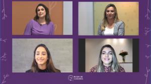 Em Roda de Conversa de A Gazeta, a médica Flávia Scherre refletiu sobre os avanços e desafios da liderança feminina