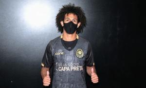 O atacante trocou o time de Jardim América onde jogou na temporada passada para defender o alvinegro, atual vice-campeão do Capixabão em 2021