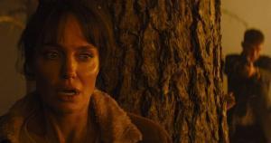 Estrela de 'Sr. & Sra. Smith', 'Salt' e 'Lara Croft: Tomb Raider' fez muitas de suas cenas de ação