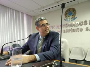 José Carlos Rizk Filho está com Covid-19, pediu adiamento da audiência em que faria sustentação oral, mas pedido foi negado. Com saída do magistrado do caso, no entanto, audiência agora não tem data para ocorrer