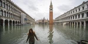 The Wall That Would Save Venice From Drowning Is Underwater