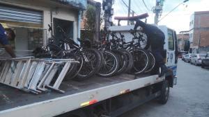 Mais de 900 bicicletas já foram roubadas ou furtadas no Espírito Santo em 2021. O número foi alcançado em maio, segundo dados da Secretaria de Segurança Pública do Estado (Sesp)