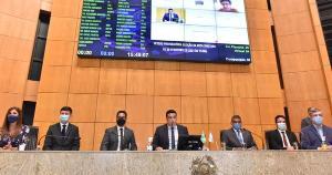 Proposta começou a tramitar na Casa ao mesmo tempo em que recondução de Erick Musso à presidência é questionada no STF
