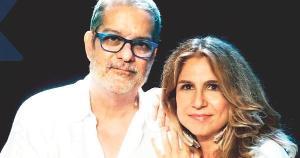 Em álbum ao vivo, dupla traz nove releituras notórias e elegantes de músicas de Martinho da Vila