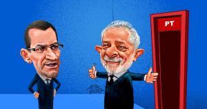 A esta altura, o ingresso do senador no partido de Lula seria praticamente um passo seguinte natural, tendo em vista a trajetória que ele mesmo construiu desde que chegou ao Senado, em 2019. Já se fala em Contarato ao governo do ES pelo PT em 2022