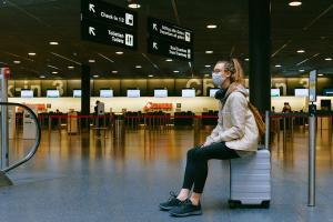 A regra, em vigor, entre os dias 29 de janeiro e 14 de fevereiro, também vale para voos do país europeu com direção ao território brasileiro