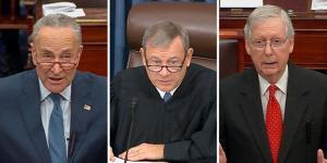 Senate Impeachment Trial of President Trump Set to Begin