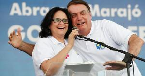 Ministra Damares Alves alegou problema de logística na participação do país. Que desculpa mais estapafúrdia. Seria mais honesto assumir que governo não tem o menor interesse em alcançar a igualdade de gênero