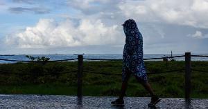 Ventos e formação de nuvens influenciam na temperatura. Temperaturas devem seguir baixas no Estado pelo menos até o próximo domingo (16)