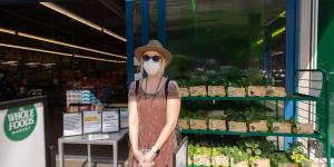 What's It Like to Wear a Mask During the Coronavirus? Look to Los Angeles