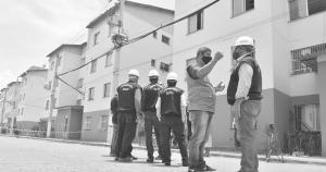 Somente no Espírito Santo, foram registrados três episódios de problemas estruturais em condomínios do programa habitacional em menos de dois meses