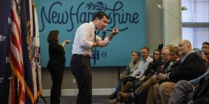 Buttigieg, Out of Favor Among Liberals, Maintains New Hampshire Support