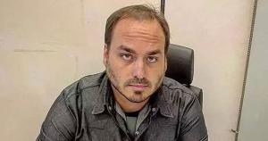 A comissão deve mostrar a partir das informações que o filho do presidente debate as estratégias de produção de divulgação da rede de fake news com o assessor para assuntos internacionais da Presidência, Filipe Martins