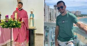 O padre Patrick Fernandes passou temporada em Santa Teresa para se curar da doença e hoje é seguido por mais de 2 milhões de pessoas, incluindo a ganhadora do BBB 21, Juliette Freire, com vídeos de humor e posts de sua vida pessoal nas redes sociais