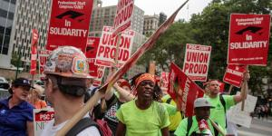 Why Some Unions Are Losing Members
