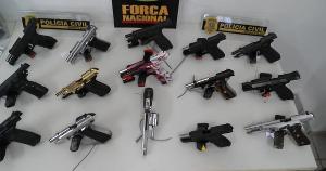 Governo federal está ampliando a possibilidade da população possuir arma, mas não se verifica um incremento na fiscalização e do efetivo para que os direitos sejam exercidos com responsabilidade