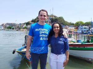 Estéfane Ferreira (Republicanos) vai responder pelo cargo de secretária interinamente, enquanto titular não é selecionado