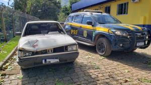 De acordo com informações da PRF, o motorista não parou para prestar socorro e saiu do local. O idoso não resistiu e morreu em Rio Novo do Sul