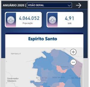Dados das finanças estaduais e municipais levam em consideração o resultado de janeiro a setembro de 2020, assim como os dados de saldo de emprego.
