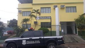 O suspeito foi preso pela Polícia Militar na noite do crime, por volta das 22h desta terça-feira (19), no bairro Jardim Carapina